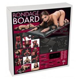 Стол-площадка для бдсм-игр и фиксации Bondage Board